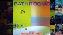 Download PDF  Bathrooms Good Ideas FULL FREE