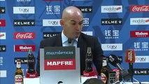 Rueda de prensa de Jémez tras el Rayo Vallecano (2-2) Sevilla FC (720p Full HD)