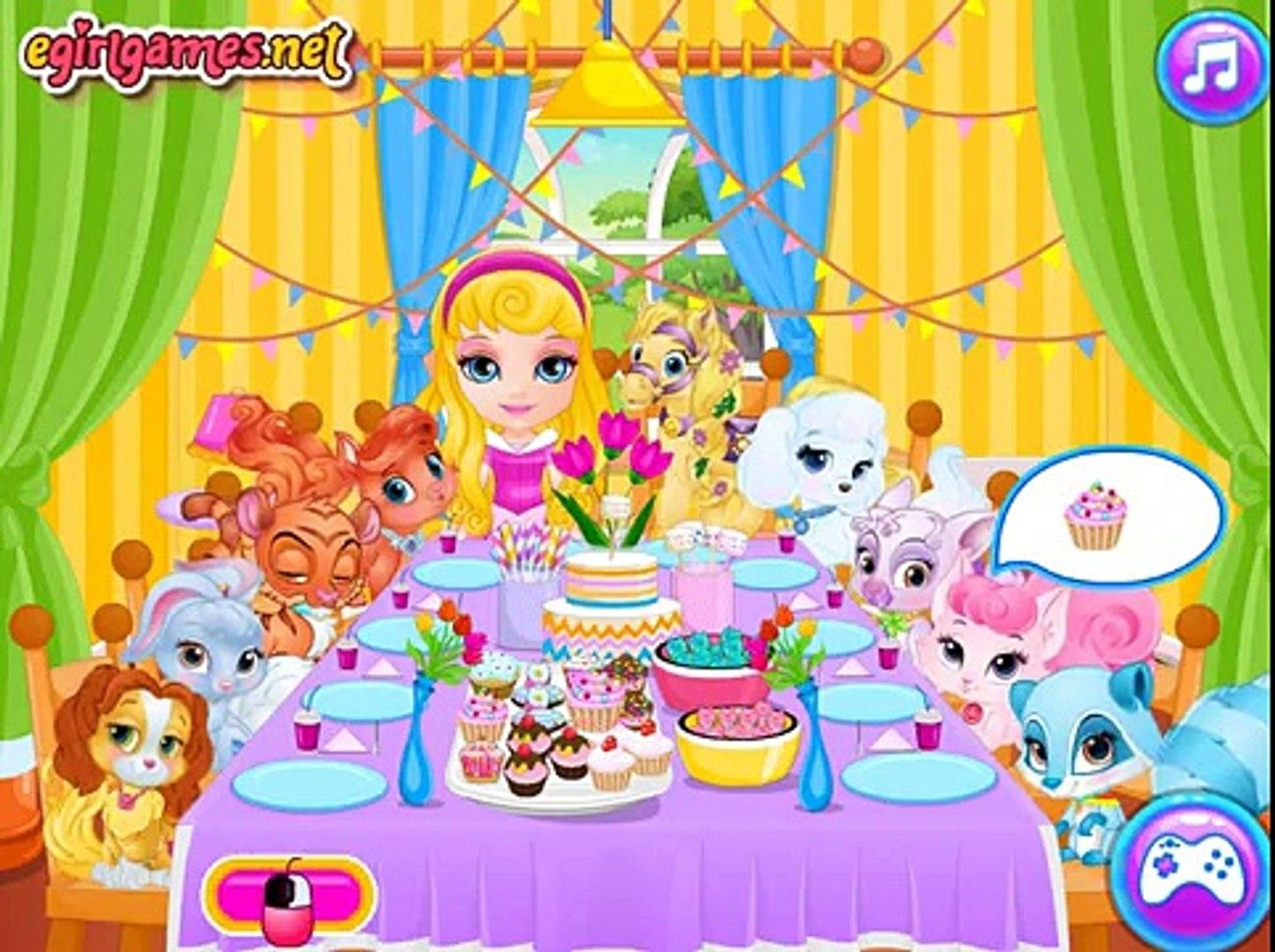 BABY BARBIE PALACE PETS PJ PARTY/Пижамная вечеринка барби