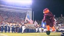 Virginia Tech Hokies de Football de la Pompe Jusqu2016-16  Ne Donnez pas vers le Haut  HD - 2016