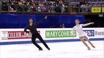 Madison HUBBELL / Zachary DONOHUE - kiss and cry - ISU Four Continents Championships 2016