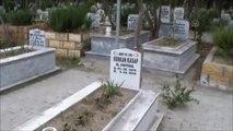 Şehit Mezarları Tahrip Edildi