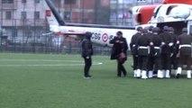 Şehit Jandarma Astsubay Gümüş Son Yolculuğuna Uğurlandı (2)