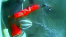 Surfers rescued by US Coast Guard