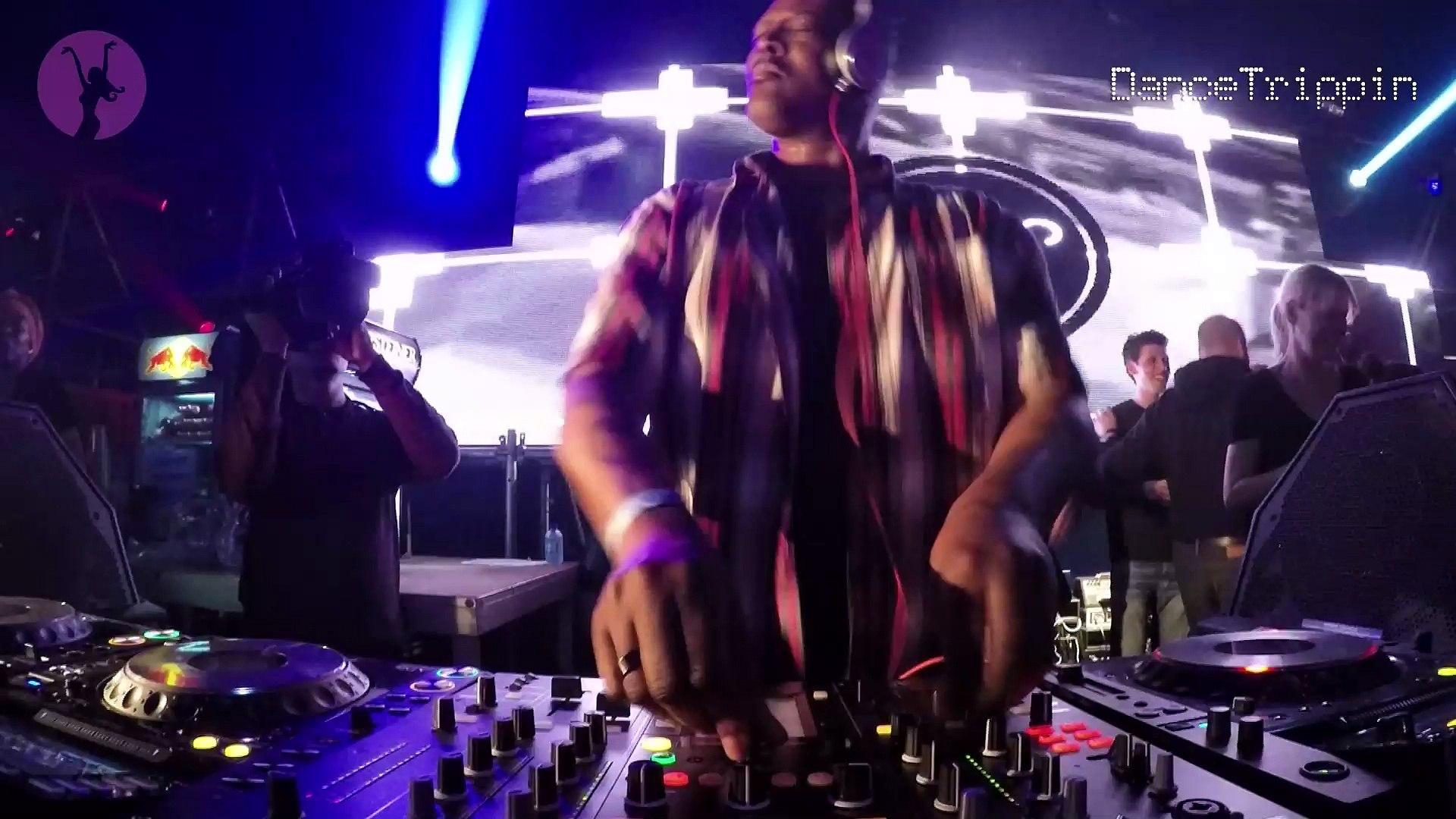 DJ Rush @ BLAKKSHEEP Showcase, Dockyard Festival ADE15 (Amsterdam)