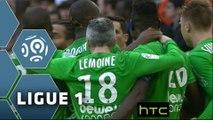 But Kévin MONNET-PAQUET (85ème) / Olympique de Marseille - AS Saint-Etienne - (1-1) - (OM-ASSE) / 2015-16