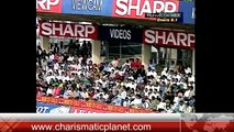 Sourav Ganguly Brilliant Six to Aqib Javed