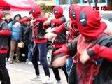 Flashmob ples za Deadpool u Koreji