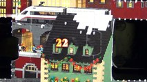 Christmas 2014 Toy Advent Calendar Opening Day 22 With LEGO Star Wars, City, SpongeBob & Barbie