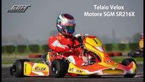 SGM Severi Racing Kart - Fuoco a Lonato col nuovo motore SR216X sul nuovo tracciato
