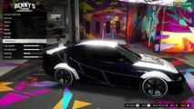 Where To Find 3 Hidden Cars Gta 5 Veyron Nissan Gtr Sultan Rs