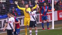 Tottenham Hotspur 0-1 Crystal Palace