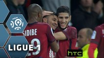 But Sofiane BOUFAL (28ème) / LOSC - Olympique Lyonnais - (1-0) - (LOSC-OL) / 2015-16