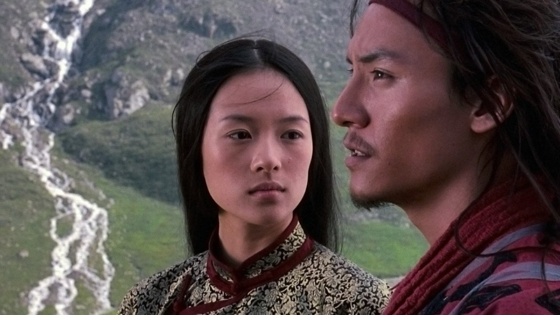 Crouching Tiger Hidden Dragon 2000 Video Dailymotion