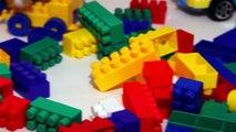 Videos for Kids - LEGO Car Clown CLONE! Children s Toy Trucks Videos (автомобиль клоун)