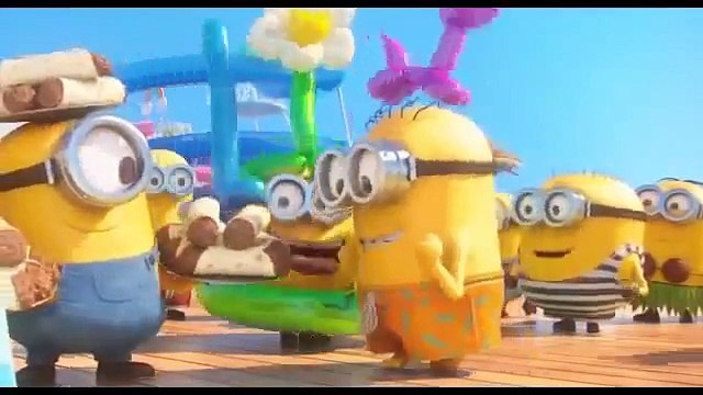 New Minions mini movies   Minions for Kid 2016