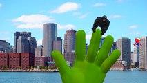 King Kong Vs Godzilla And King Kong Cartoons Singing Finger Family Children Nursery Rhymes