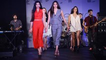 Athiya Shetty Ramp Walk At Launch Of Fashion Brand Arabella 2016 | Bollywood Celebs