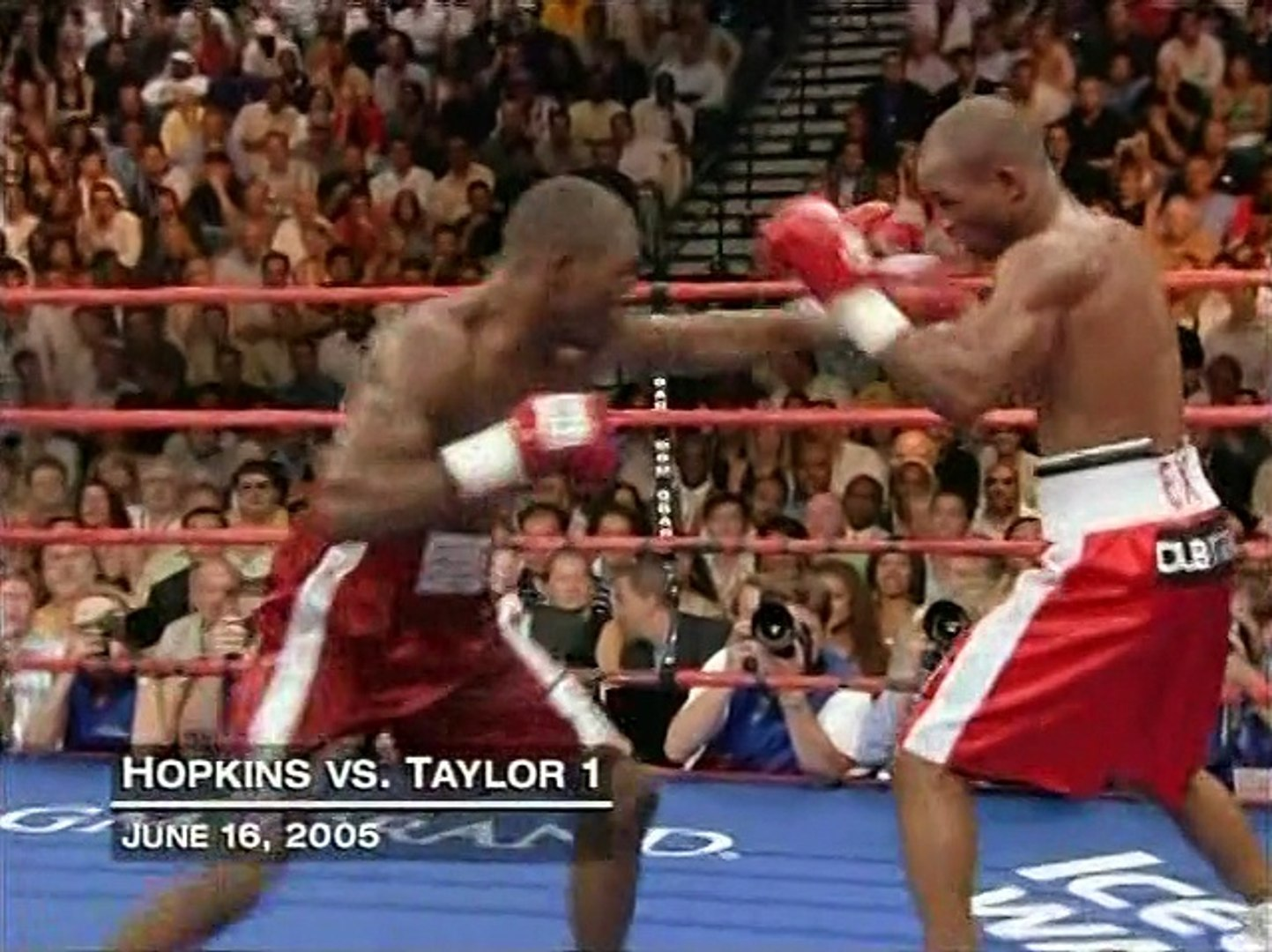 Bernard Hopkins-Antonio Tarver Pre-Fight Documentary
