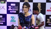 ZEE CINE AWARDS 2016 II STAR STUDDED RED CARPET