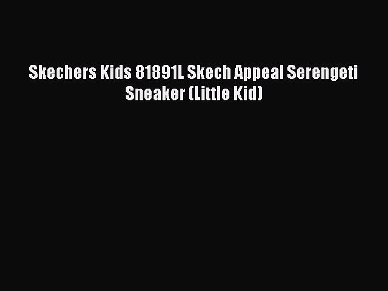 Ni/ñas Skechers Skech Appeal Whimzies Zapatillas de Deporte