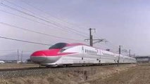 Amazing Structure with High Speed Trains- Japaneses Railway
