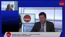 """""""On a beaucoup de PME, on exporte à 60%, on a beaucoup de potentiel en France"""" Geoffroy Roux De Bézieux, invité de l'économie (22/02/2016)"""