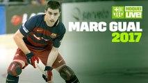 FCB Hoquei: Marc Gual renueva hasta el 2017