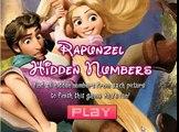 Числа с Рапунцель. ( Numbers with Rapunzel)