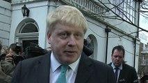 London mayor Boris Johnson backs Brexit in blow for Cameron
