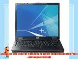 HP Compaq nx6110 381 cm (15 Zoll) XGA Notebook (Intel Centrino 1.6GHz 512MB RAM 40GB HDD DVD/CD-RW