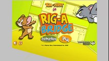 [Tom And Jerry Flash Games] Tom And Jerry - Rig - A - Bridge FLASH