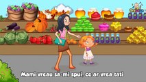 PENTRU TATI - Cantece pentru copii - TraLaLa