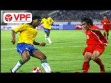 Huyền thoại Brazil sang Việt Nam thi đấu