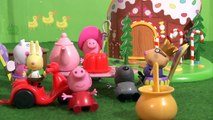PEPPA PIG Bed time stories ♥ Once Upon a Time Tea Party and Woodland ♥ Conte de fée Peppa Pig