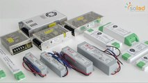 LED Light Power Supply, Polish manufacturer of power supply for LED light