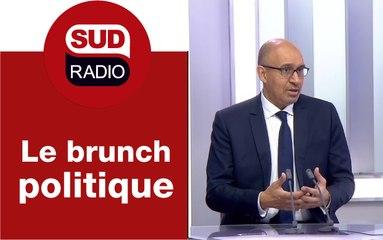 """Harlem DESIR invité de """"Brunch politique"""" sur Sud Radio par Louis MORIN"""