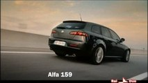 alfa romeo 159 sportwagon spot 30 sec. version (2006)