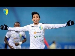 Tổng hợp bàn thắng Văn Quyết tại Vleague 2015 | T&T