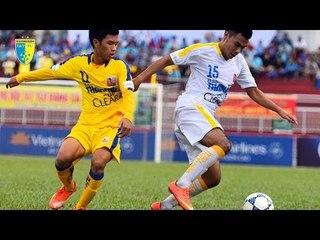 U21 An Giang vs U21 Hà Nội T&T - VCK U21 Báo Thanh Niên | HIGHLIGHT