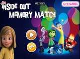 Inside Out Puzzle Memory Game - Inside Out Memory Match - Inside Out Game For Kids