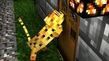 Herobrines Cat - Herobrine Animation, Minecraft
