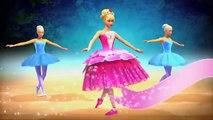 Barbi Rêve de Danseuse étoile Leçon de danse N°4 Sauté et Chassé