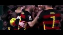 Messi Penalty Assist for Suarez - Amazing Penalty Goal! Messi goal like Cruyff (FULL HD)