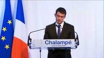 """Réforme du Code du travail : """"Il y en a qui sont encore au XIXe siècle, nous, nous sommes dans le XXIe siècle"""", défend Valls"""