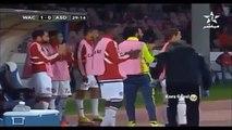 WYDAD CASABLANCA vs DOUANES NIGER WAC x ASD 2-0 buts complet  ملخص واهداف كاملة - YouTube (FULL HD)