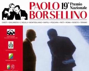 381 - Premio Borsellino 2014 - 01 - Presentazione di Gabriella Sperandio