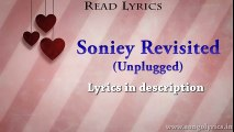 Soniye Revisited Unplugged (BHK Bhalla@Halla.kom) - Full Song Lyrics - Rahul Mishra