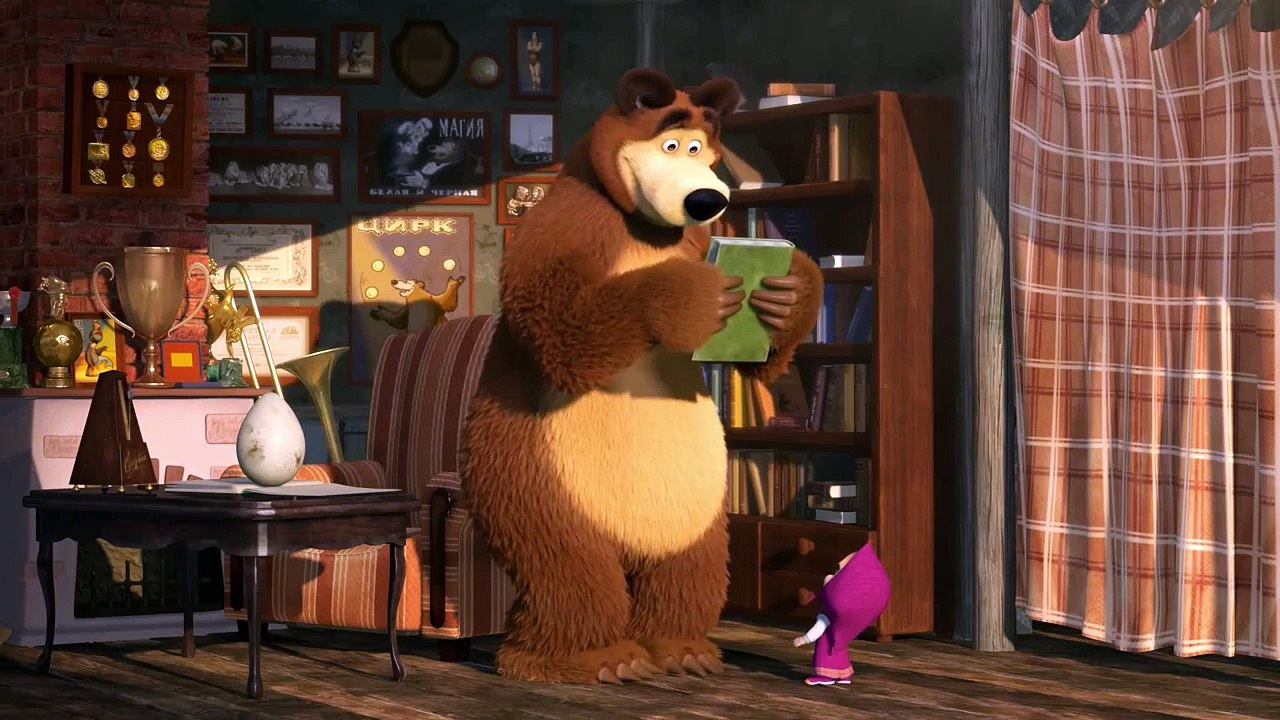 Фотки маша и медведь