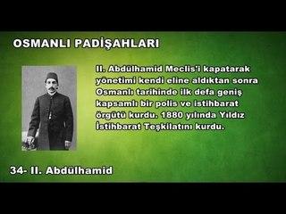34 - II. Abdülhamid